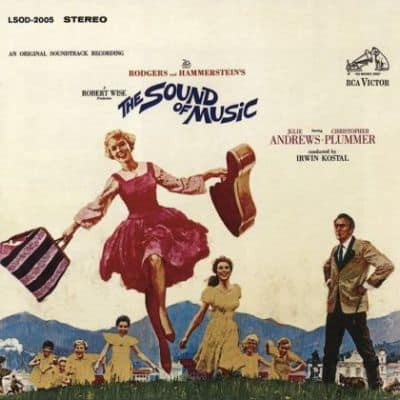 Julie Andrews - The Sound of Music 1