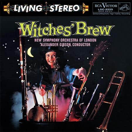 Alexander Gibson - Witches' Brew 1