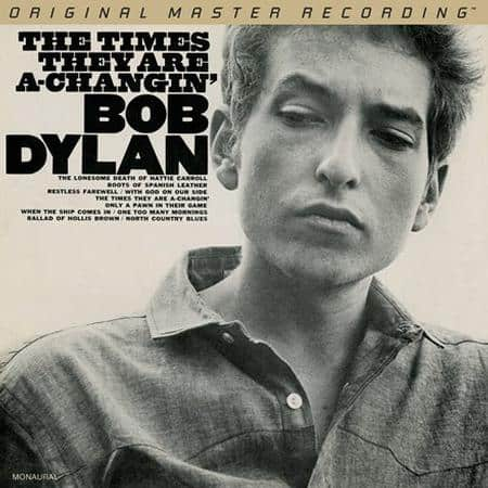 Bob Dylan - The Times They Are A Changin' / Mono 1