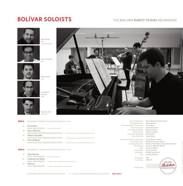 Bolívar Soloists: Música De Astor Piazolla 2