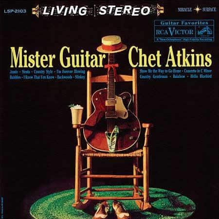 Chet Atkins - Mister Guitar 1
