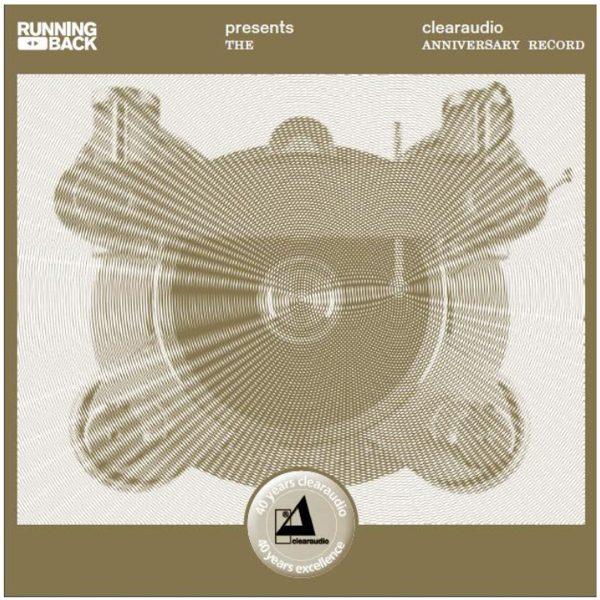 The Clearaudio Anniversary Record 1
