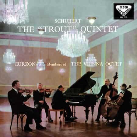 Clifford Curzon - Schubert: The 'Trout' Quintet 1