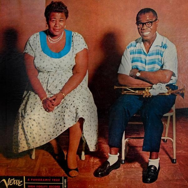 Ella Fitzgerald and Louis Armstrong - Ella and Louis 1