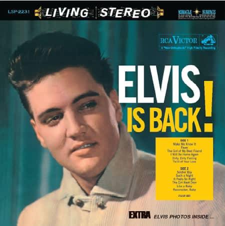 Elvis Presley - Elvis Is Back 1
