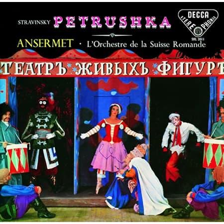 Ernest Ansermet - Stravinsky: Petrushka Complete Ballet 1