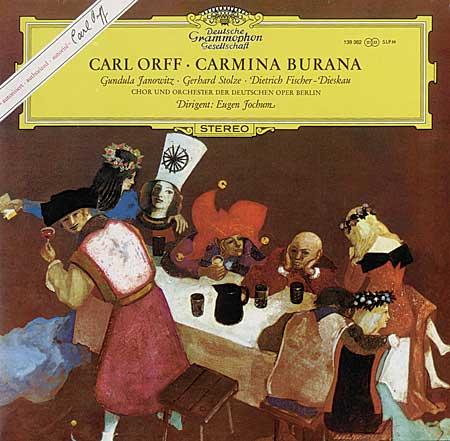 Eugen Jochum - Orff: Carmina Burana 1