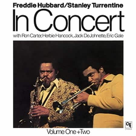 Freddie Hubbard and Stanley Turrentine - In Concert 1