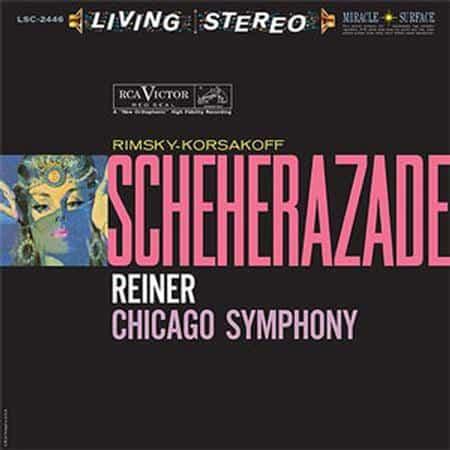 Fritz Reiner - Rimsky-Korsakoff: Scheherazade 1