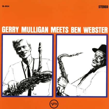 Gerry Mulligan & Ben Webster - Gerry Mulligan Meets Ben Webster 1