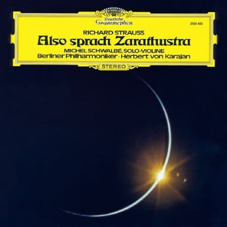 Herbert von Karajan - Strauss: Also Sprach Zarathustra 1