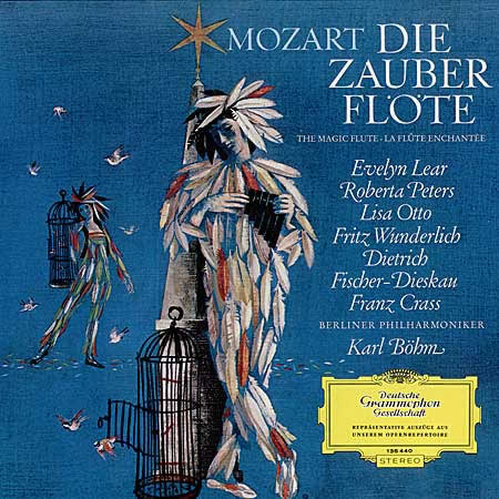 Karl Bohm - Mozart: Die Zauber Flote (The Magic Flute) 1