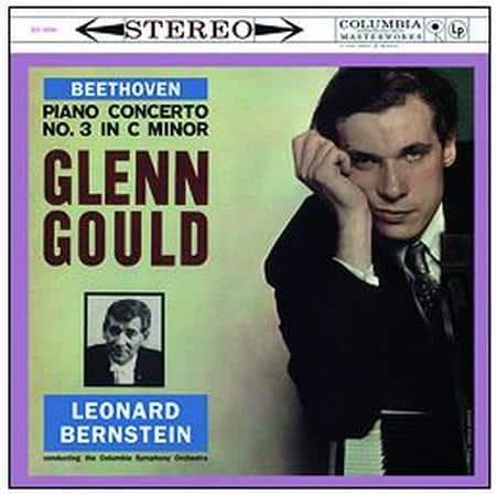 Leonard Bernstein - Beethoven: Piano Concerto No. 3/ Glenn Gould 1