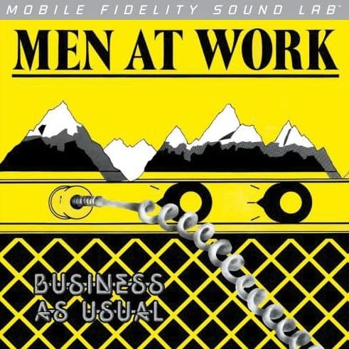 Men At Work - Business As Usual 1