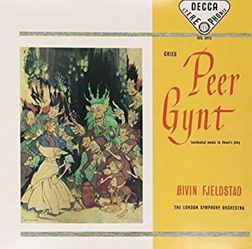 Oivin Fjeldstad - Grieg: Peer Gynt 1