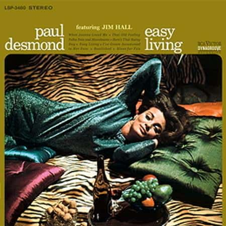 Paul Desmond - Easy Living 1