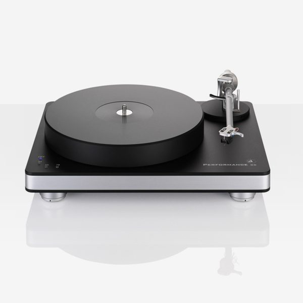 Clearaudio Performance DC Black & Silver 1