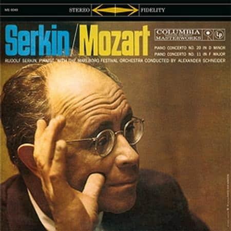 Rudolf Serkin - Mozart: Piano Concertos Nos. 11 & 20 1