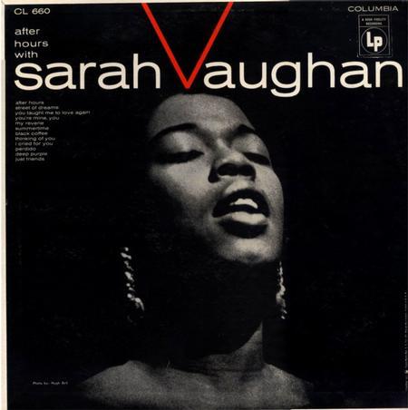 Sarah Vaughan - After Hours With Sarah Vaughan 1