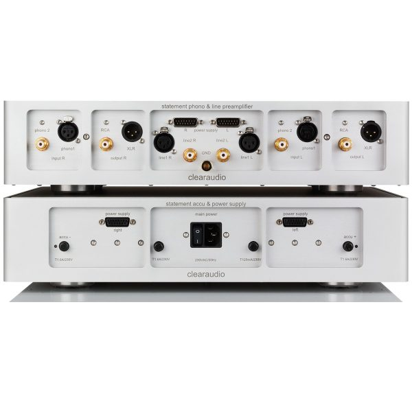 Clearaudio Statement Phono 2
