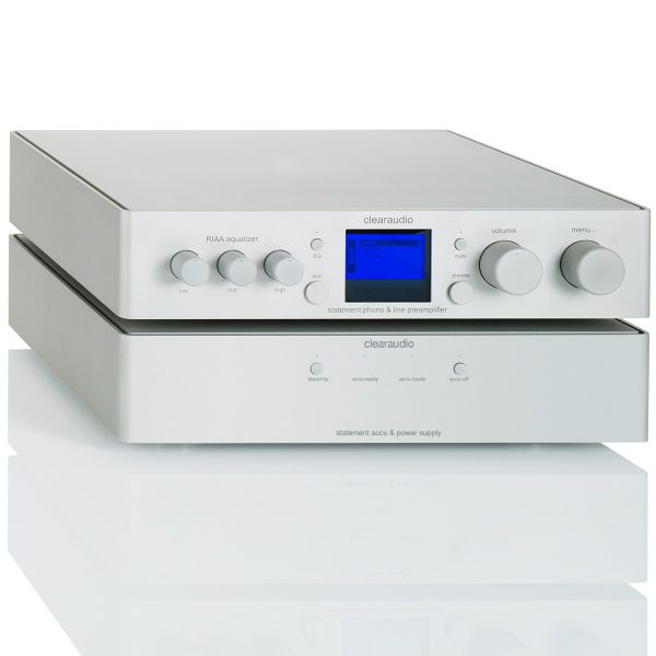 Clearaudio Statement Phono 1