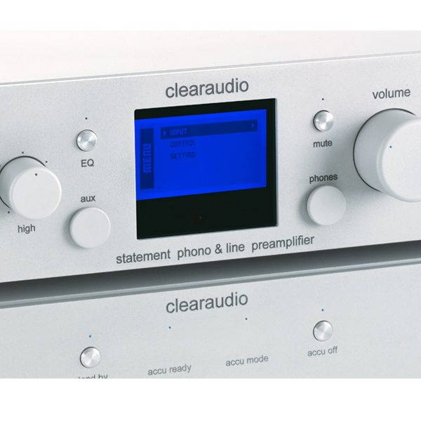 Clearaudio Statement Phono 5
