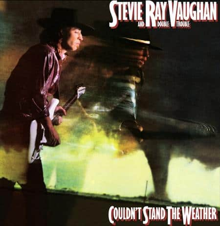 Stevie Ray Vaughan - Couldn't Stand The Weather 1