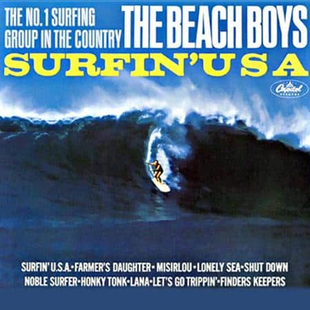 The Beach Boys - Surfin' USA 1