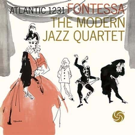 The Modern Jazz Quartet - Fontessa 1