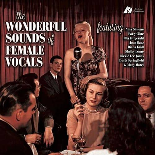 Various Artists - The Wonderful Sounds of Female Vocals 1