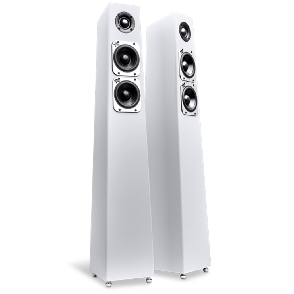 Tribe Tower as novas colunas Totem Acoustics 2