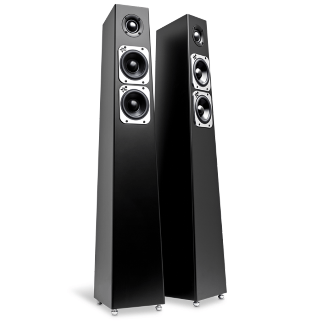 Tribe Tower as novas colunas Totem Acoustics 1