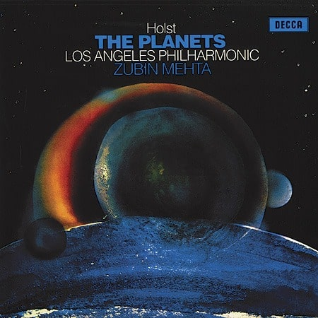 Zubin Mehta & the Los Angeles Philharmonic - Holst: The Planets 2