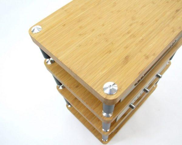 Atacama Evoque Eco - Design Edition 60-40- 4 Shelf Rack 3