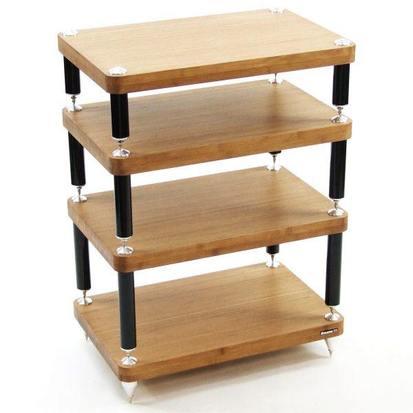Atacama Evoque Eco - Design Edition 60-40- 4 Shelf Rack 1