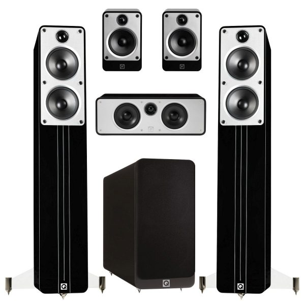 Q Acoustics Concept 5.1 Cinema Pack 1