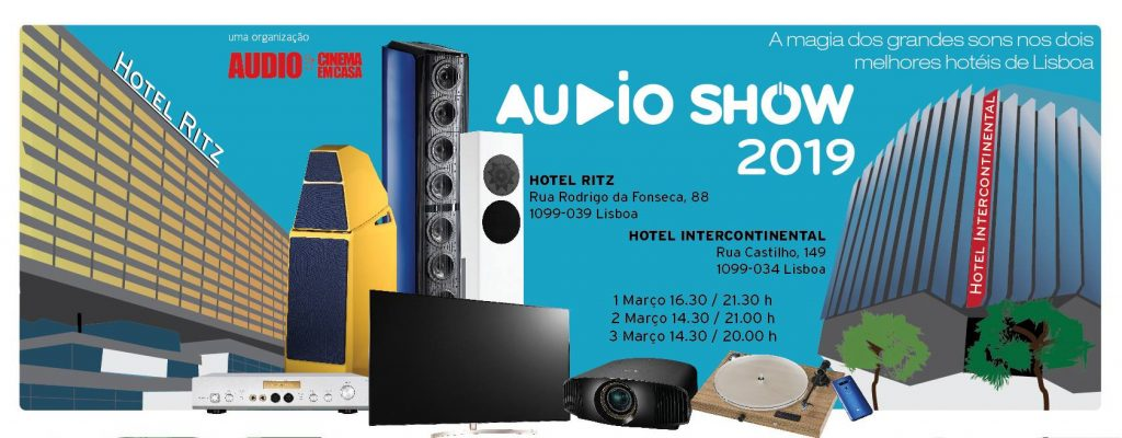 Audio Team no Audio Show 2019 1