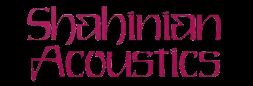 Shahinian-Acoustics 1