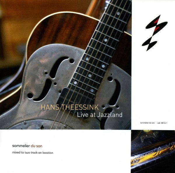 Hans Theessink – Live At Jazzland 1