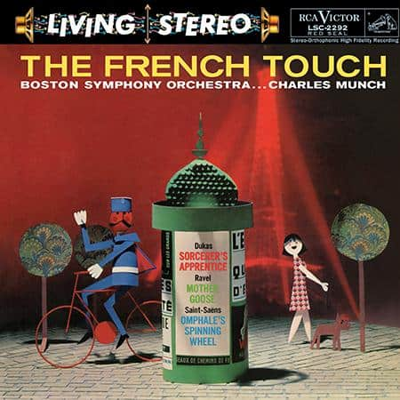 Charles Munch, Boston Symphony Orchestra - The French Touch 1