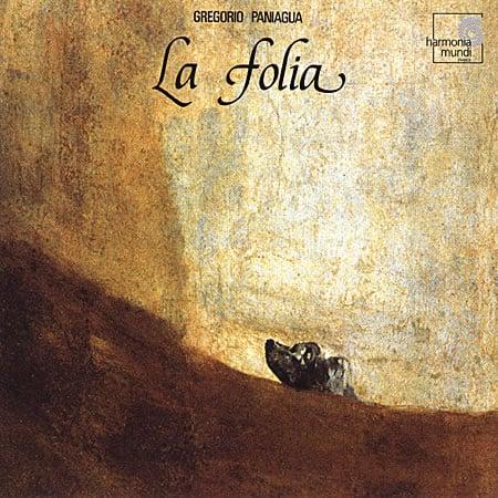 Gregorio Paniagua - La Folia de la Spagna 1