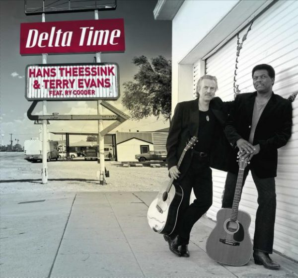 Hans Theessink and Terry Evans - Delta Time 1