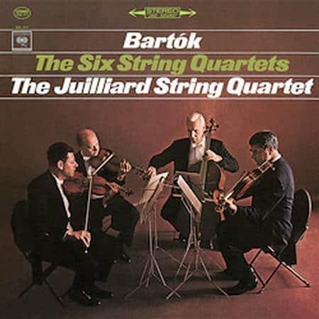 Juilliard String Quartet - Bartok: The Six String Quartets 1