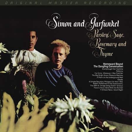 Simon & Garfunkel - Parsley, Sage, Rosemary And Thyme 1