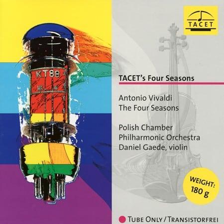 Daniel Gaede - Vivaldi: Four Seasons 1