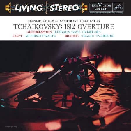 Fritz Reiner - Tchaikovsky: 1812 Overture 1