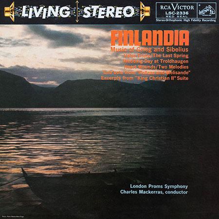 Charles Mackerras/ LSO - Grieg and Sibelius: Finlandia 1