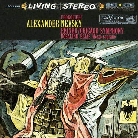 Reiner, Chicago Symphony Orchestra - Prokofiev: Alexander Nevsky 1