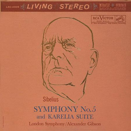 Sibelius: Symphony No. 5 And Karelia Suite 1