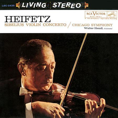 Sibelius: Violin Concerto 1